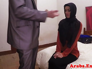 Arab habiba fucked like a complain for topping