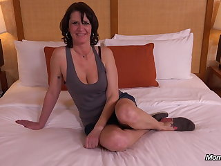Perfect Humble Tits MILF Eager up Fuck